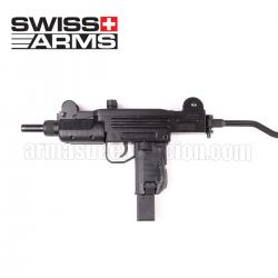 Swiss Arms MINI UZI Protector Subfusil 6MM CO2