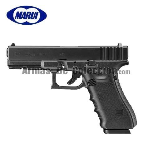 Tokyo Marui Glock 17 Gen 4 Pistola 6MM Gas BLOW BACK