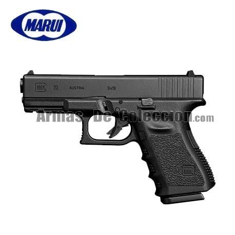Tokyo Marui Glock 19 Gen 3 Pistola 6MM Gas BLOW BACK