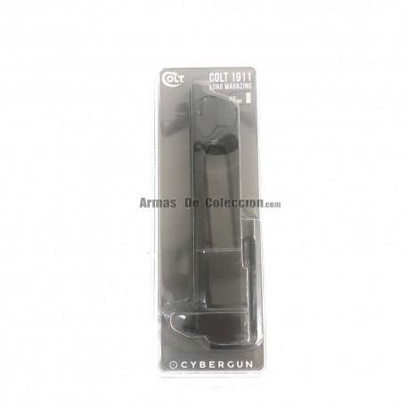 Cargador CO2 de alta capacidad para pistolas Colt