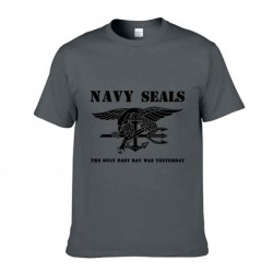 Camiseta Navy Seals (Marengo-Negro)