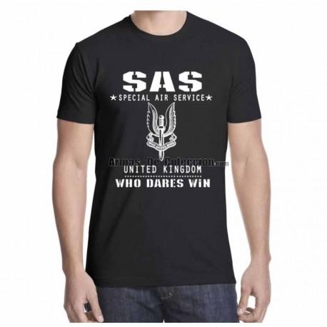 Camiseta Navy Seals (Gris-Negro)