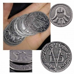 Juego de Tronos: Moneda Valar Morghulis, Hombre sin Rostro