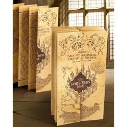 Harry Potter : MAPA DEL MERODEADOR (MARAUDER)