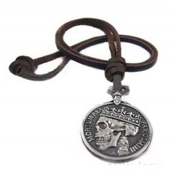 Colgante medalla al servicio postumo