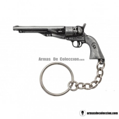 Llavero revólver Colt Peacemaker