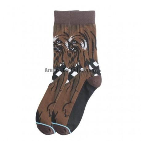 Calcetines Chewbacca