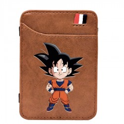 Cartera mini magic Goku