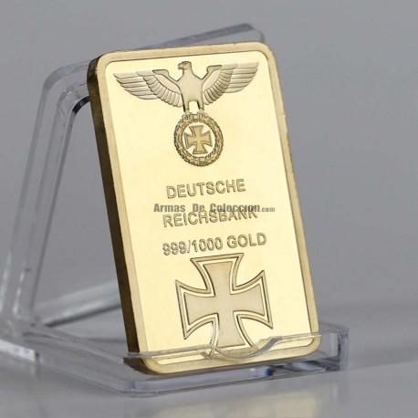 Réplica Onza de oro Reiichsbank