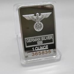 Réplica Onza de plata Reiichsbank