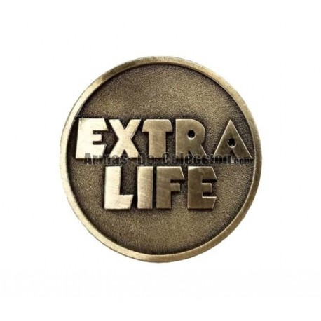 Real Player One Moneda Extra Life