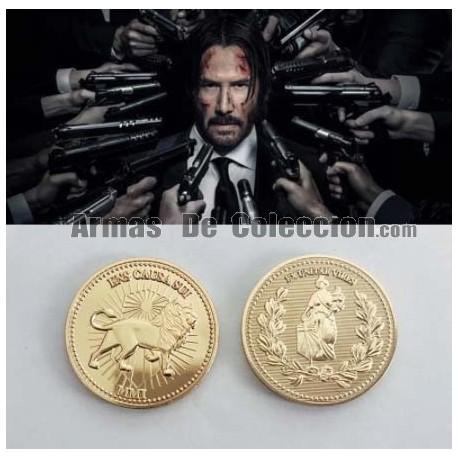 John Wick. Moneda