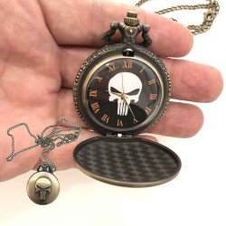 Reloj Mercenario Punisher