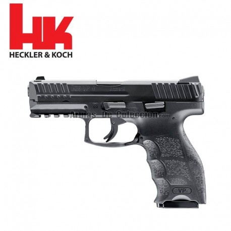 Heckler & Koch VP9 Pistola Blow Back 4,5MM CO2