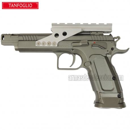 TANFOGLIO GOLD CUSTOM ERIC GRAUFFEL AIRGUN 4.5mm CO2