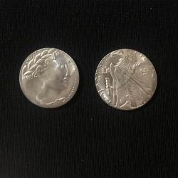 Moneda 30 monedas de Judas