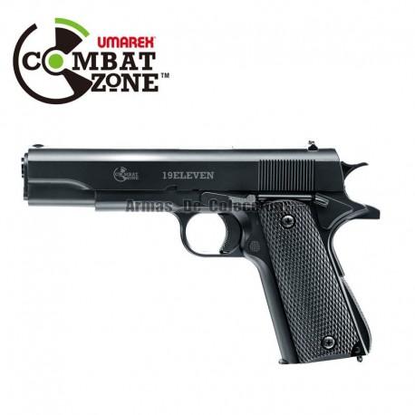 Umarex CZ 19ELEVEN corredera metálica Pistola 6MM Muelle