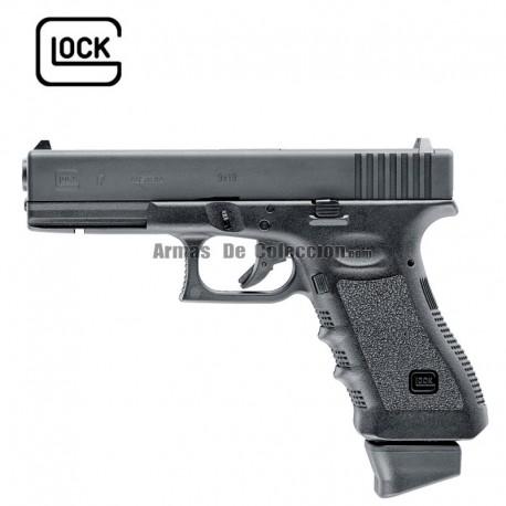 GLOCK 17 Deluxe Pistola Taurus PT99 6MM Full Metal. Blowback CO2