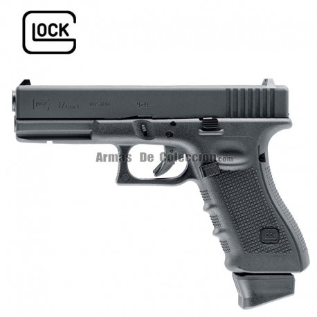 GLOCK 17 Gen4 - 6mm - CO2 - Blow Back - corredera metálica