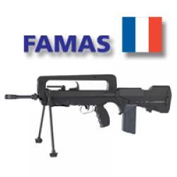 FAMAS F1 345 FPS elétrico oficial