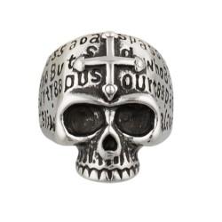 Anillo Mercenario Skull