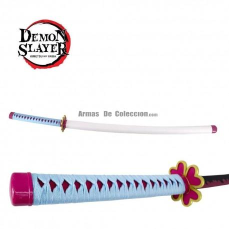 Demon Slayer: Espada Nichirin de Mitsuri Kanroji