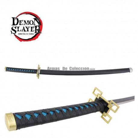 Demon Slayer: Espada Nichirin de Tokitou Muichirou