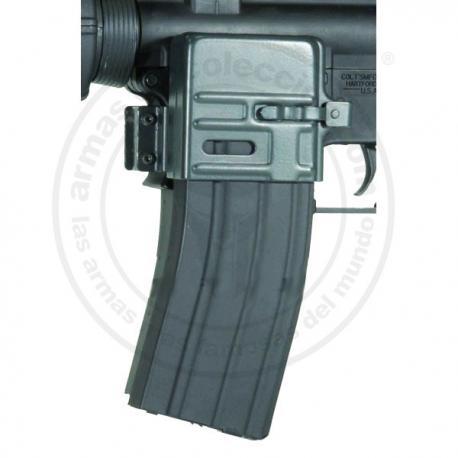 Clipe para carregador auxiliar M4