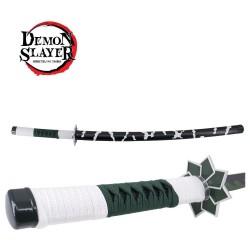 Demon Slayer: Espada Nichirin de Shinazugawa Sanemi