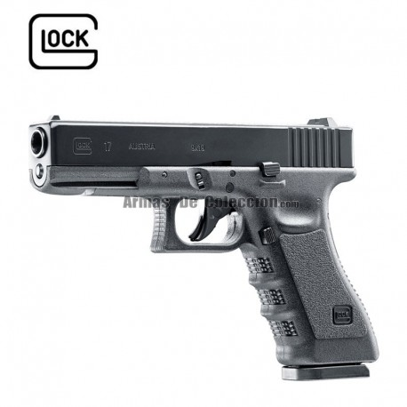 Glock 17 - 6mm - CO2 - BlowBack - Corredera Metalica