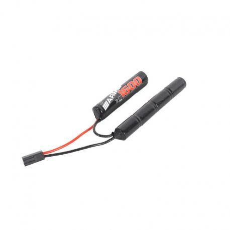 Bateria Intellect 9,6V 1600MHA para CQBR e Crane