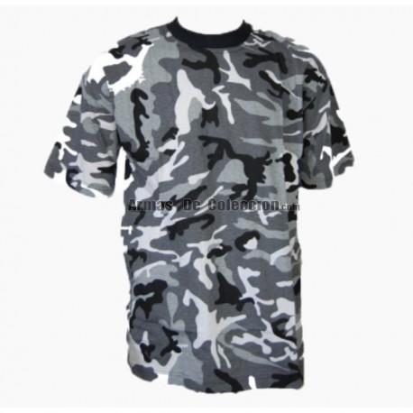 Camiseta Urban Camo