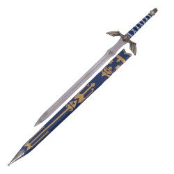 Legend of Zelda: Master Sword full tang