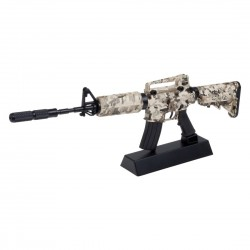 Replica a escala fusil M4 - ACU DIGITAL