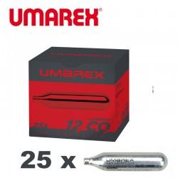 Cápsulas CO2 Umarex pack 25 unidades