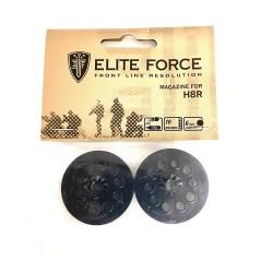 Cargador (pack de 2) para H8R Elite Force