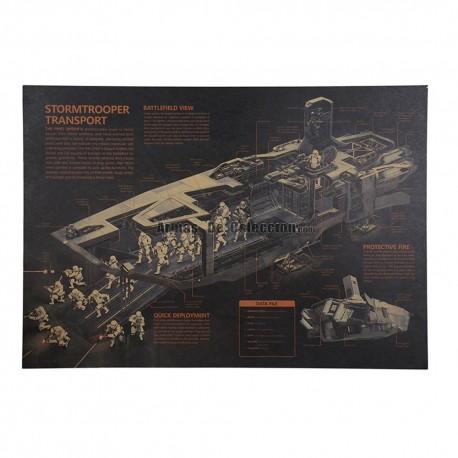 starwars stormtrooper transport