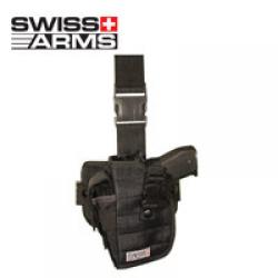 Left leg Holster Swiss Arms