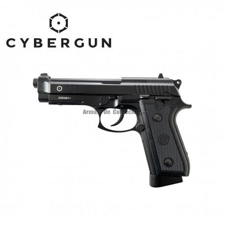 Pistola Taurus PT99 Full Metal. Blowback e auto