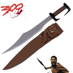 300 : Frank Miller's 300 Spartan Sword with scabbard