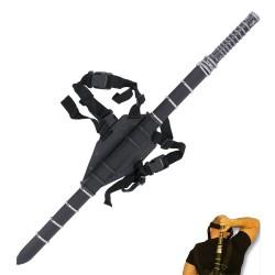 Blade : Espada del Cazavampiros con arnés vaina