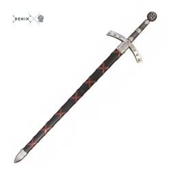 Espada de Hugo de Payens, Francia 1118