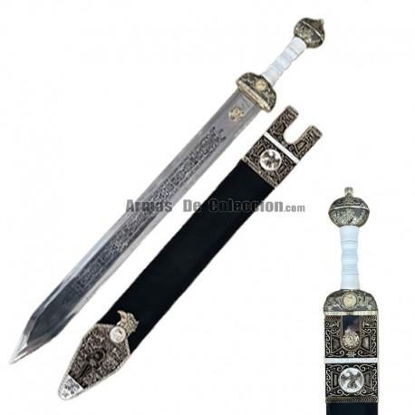 Espada Romana De Gladiador Con Vaina