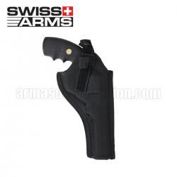 """Pistolera para revolver Colt Python 6"""" de Swiss Arms"""