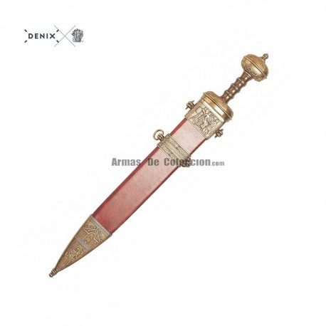 Espada romana, siglo I a.C