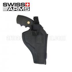 """Pistolera para revolver Colt Python 4"""" de Swiss Arms"""