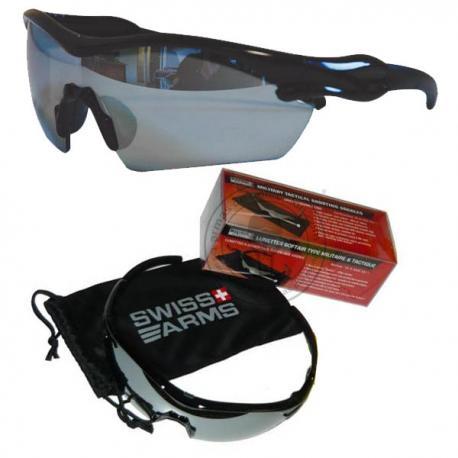 Óculos de proteção Swiss Arms