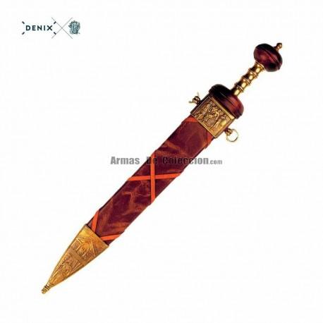 Gladius Hispaniensis, roman sword by denix 4140