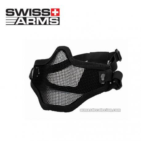 Máscara preta de Airsoft 2G TMC