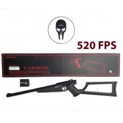 Carabina - Sniper táctico francotirador 520 FPS